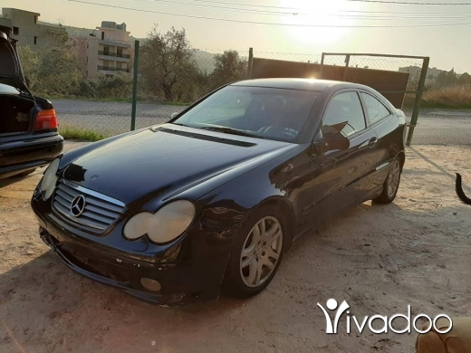 Mercedes-Benz in Zgharta - 3 300 $ Mercedes C 230 compressor 2002