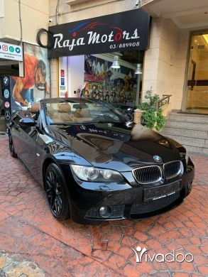 BMW in Beirut City - 9 800 $ BMW 335i 2008 Convertible بيروت, بيروت