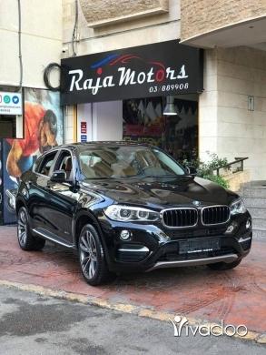 BMW in Beirut City - 39 500 $ BMW X6 2016 xDrive35i بيروت, بيروت
