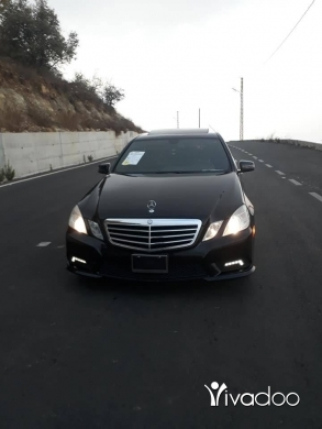Mercedes-Benz in Aley - 15 900 $ مرسيدس اسود قلب اسود كان فيها مشحه على لباب عاليه, جبل لبنان