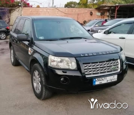 Rover in Beirut City - 8 000 $ Land rover LR2 model 2008 ‎الدامور, جبل لبنان‎