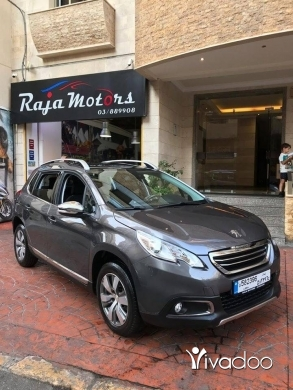 Peugeot in Beirut City - 4 500 $ Peugeot 2008 Year 2016 ‎بيروت, بيروت