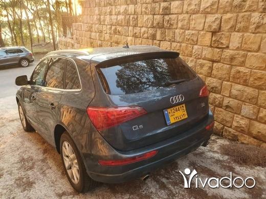 Audi in Beirut City - 10 500 $ Audi q5 mod 2009, 3.2 quattro 03186686  Écrire