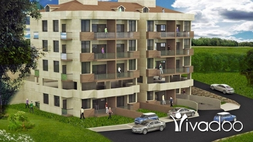 Duplex in Blat - Duplex Apartment For Sale In Blat With 4 Master bedrooms : L04138