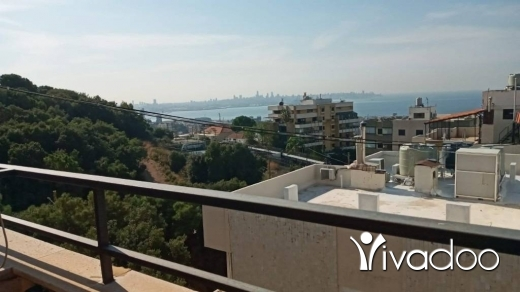 Apartments in Awkar - L05726 Furnished Apartment for Rent in Aoukar