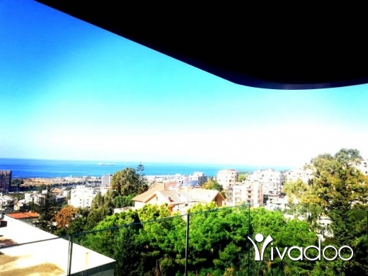 Apartments in Awkar - L05759  Spacious & Deluxe Apartment for Rent in Aoukar