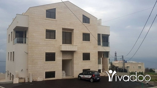 Duplex in Blat - Spacious Duplex Apartment For Sale In Blat With Panoramic Sea View : L04104