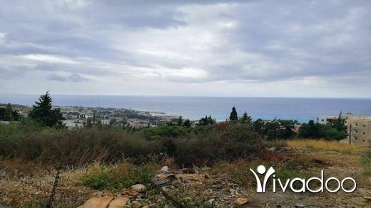 Land in Jadayel - Land for Sale Jdayel Jbeil Area 3368Sqm