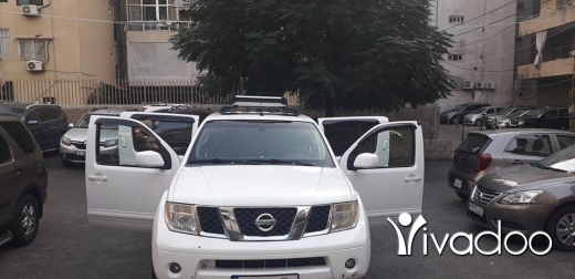 Nissan in Beirut City - 7 000 $ Nissan Pathfinder 2005 حدث, جبل لبنان