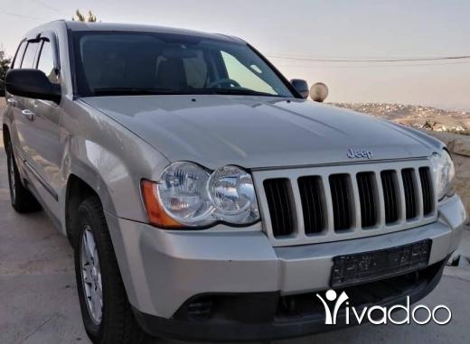 Jeep in Zahleh - 9 700 $ New Grand cherokee mod 2008 V8.امكانية الفحص بالكامل.٧٠٤٥٥٤١٤ شقرا, النبطية