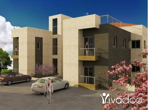 Apartments in Halate - Simplex Apartment For Sale In Halat With Terrace Brand New Bldg : L04071