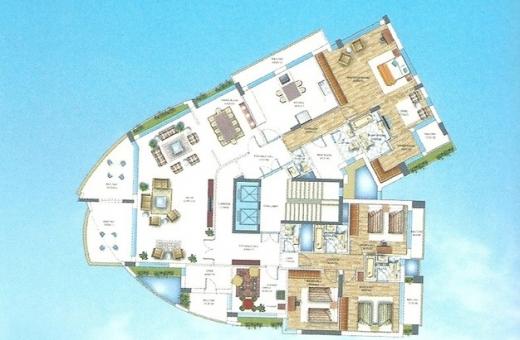 Apartments in Achrafieh - L05769 Spacious Apartment for Rent in Achrafieh