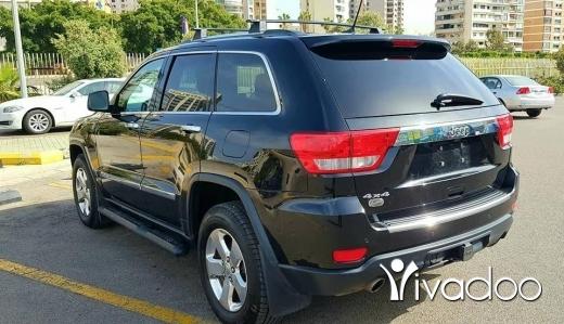 Jeep in Sin el-Fil - 19 500 $ Grand Cherokee Overland ($5000 دفعة اولى)($350 بالشهر) سن الفيل, جبل لبنان
