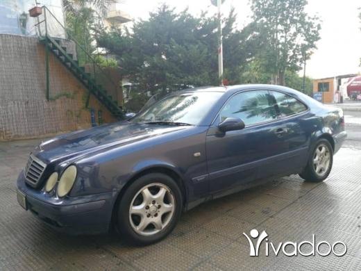 Mercedes-Benz in Beirut City - 3 000 $ Mercedes CLK 230 Kompressor بيروت, بيروت
