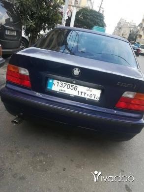 BMW in Tripoli - 3 000 $ Boy 318 95 طرابلس, الشمال