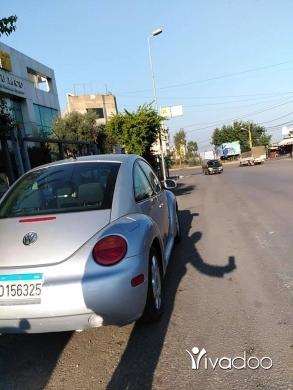 Volkswagen in Choueifat - 3 800 $ Beetel 2004