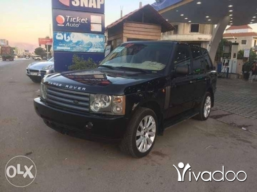 Rover in Beirut City - 6 900 $ Vouge 2003 71-647648 l dollar b 1515cash only no trade ‎بر الياس, البقاع‎