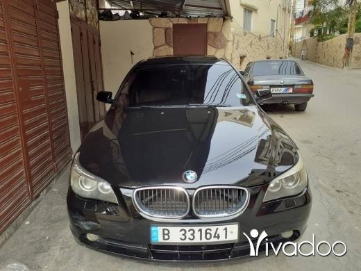 BMW in Tripoli - GRATUIT E60