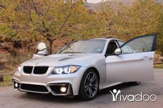 BMW in Beirut City - 9 464 578 $ BmwI330 look m4 keml model 2006 قابل للتفاوض البسيط:٠٣٢٥٠٤٦٣ حزرتا, البقاع