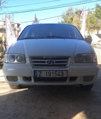Hyundai in Nabi Chiit - Hyundai trajet