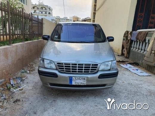 Chevrolet in Tripoli - 3 300 $ Chevrolet venture 2000,nissan sunny 2005,nissan sunny 1997 ☎️81608768 طرابلس, الشمال