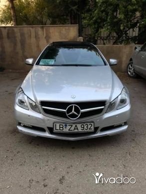 Mercedes-Benz in Beirut City - 13 999 $ E350 coupe ajnabie