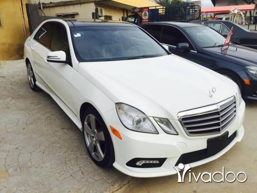 Mercedes-Benz in Tripoli - 1 $ E350 2011 طرابلس, الشمال