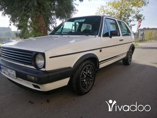 Volkswagen in Zahleh - 2 000 $ Golf 2 زحلة حوش الامراء, البقاع