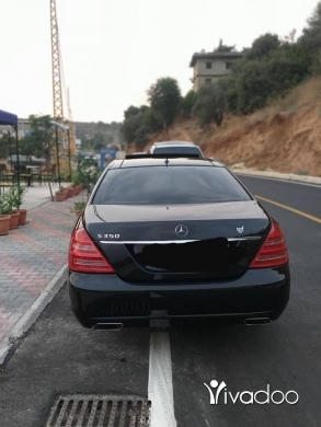 Mercedes-Benz in Zgharta - 1 $ For sale 2008 look 2010 panoramic ‎زغرتا, الشمال