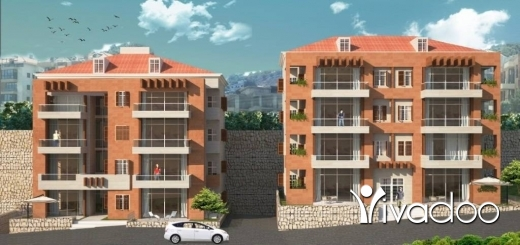 Apartments in Hboub - Spacious Apartment For Sale in Hboub : L04015