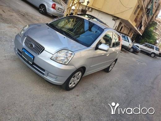 Kia in Beirut City - GRATUIT كيا بيكانتو