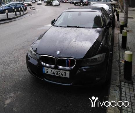 BMW in Beirut City - 7 800 $ Bmw 320i بيروت, بيروت