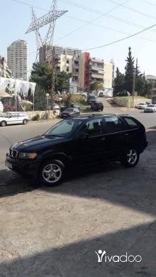 BMW in Beirut City - 6 500 $ Model 2002 full teptornic ac fat7a 6 selander b 6500 t81336067 الدكوانة, جبل لبنان