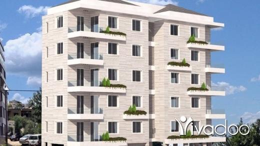 Apartments in Qartaboun - Under-Construction Apartment For Sale In Qartaboun Jbeil : L03971