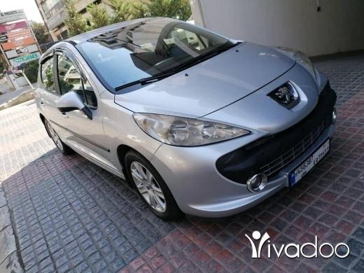 Peugeot in Beirut City - 5 300 $ Peugeot 207 زحلة حوش الامراء, البقاع