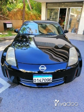 Nissan in Beirut City - 7 500 $ 350z