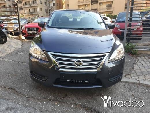Nissan in Beirut City - JIHAD CARSJ'aime la Page 7 septembre Sentra 1.8 model 2014 full option junta senser lead basmeh masd