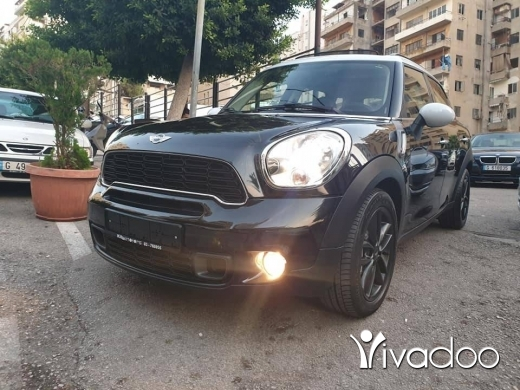Mini in Beirut City - JIHAD CARSJ'aime la Page 22 novembre, 17:35 Cooper S 4ALL COUNTRYMAN model 2014 full option senser p