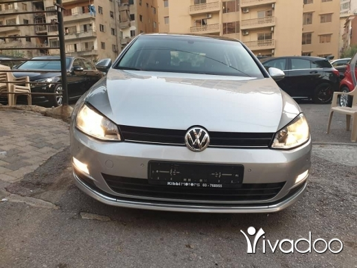 Volkswagen in Beirut City - JIHAD CARSJ'aime la Page 19 novembre, 17:55 Golf 1.4 turbo model 2015 full option panoramic كراسي سب