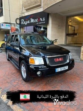 CMC in Beirut City - 7 800 $ GMC Envoy SLT 2007 4WD بيروت, بيروت