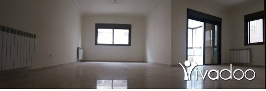 Apartments in Hazmieh - L04640 180 sqm apartment For Sale with backyard terrace in Hazmieh