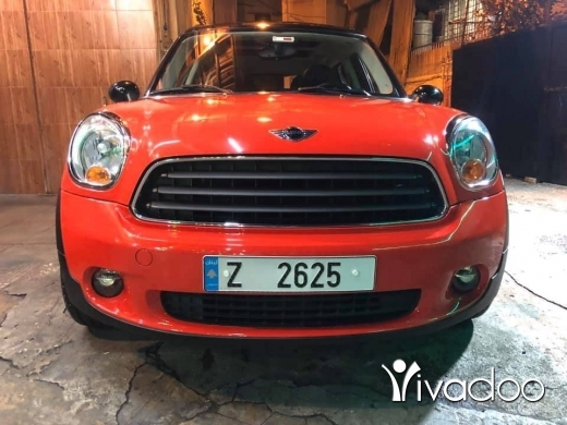 Mini in Beirut City - 17 500 $ MINI COOPER 2012 Ma3 ra2ma ‎بيروت, بيروت