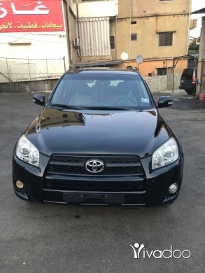 Toyota in Beirut City - 10 500 $ RAV4 2010 4wheel 4cyl