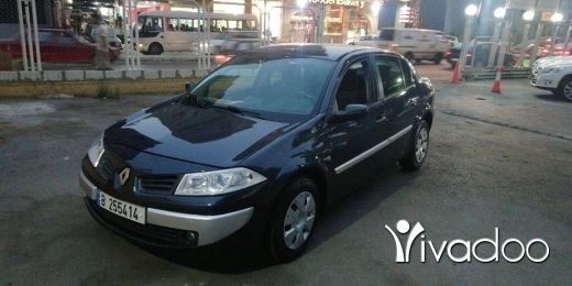Renault in Bouchrieh - 4 200 $ Renault Megane 2008 البوشرية, جبل لبنان