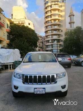 Jeep in Beirut City - 15 250 $ ⭕ NEW GRAND CHEROKEE 2011 4X4 V6 LIMITED FRESHLY ARRIVED ⭕ ‎بيروت, بيروت