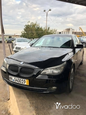 BMW in Beirut City - 7 500 $ bmw 530 2007 chechi kbiri nadafi toop 03396317 طرابلس, الشمال