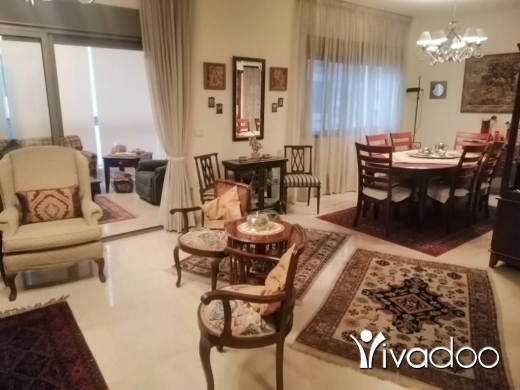 Apartments in Sin el-Fil - L05772 Furnished Apartment for Sale in City Rama