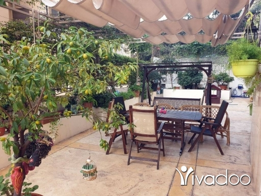 Apartments in Mar Takla - L05776 Spacious Apartment for Sale with 160 sqm Terrace in Mar Takla