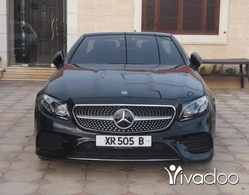 Mercedes-Benz in Zahleh - 70 455 414 $ Mercedes benz E300 mod 2019.13000klm.دون جمرك.٧٠٤٥٥٤١٤ زحلة مار الياس, البقاع