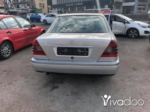 Mercedes-Benz in Sarba - 4 800 $ 1997 Mercedes-Benz C-Class ‎صربا, جبل لبنان‎